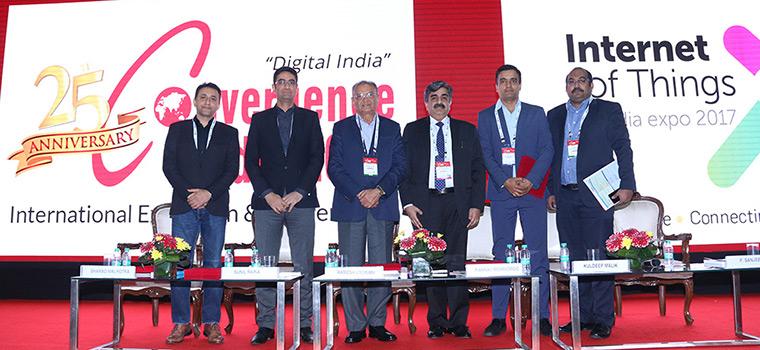 Internet of Things India Expo 2017, Pragati Maidan, New Delhi, 8-10 February 2017