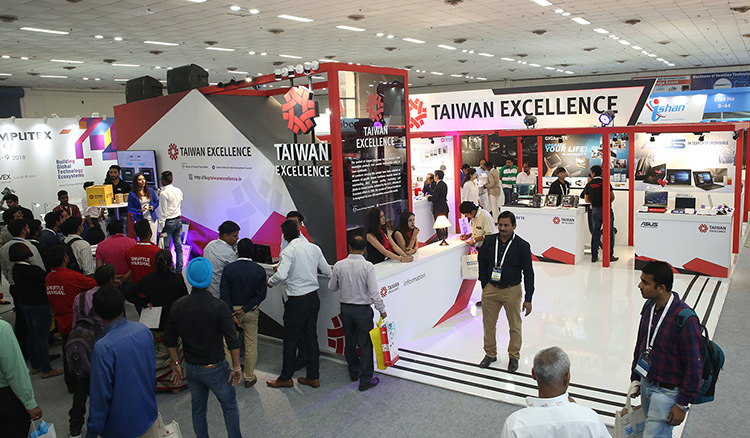 26th Convergence India 2018 expo/2nd IoT India 2018 draws to an end; record footfall of over 20,000