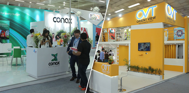 26th Convergence India 2018 and 2nd IoT India expo 2018