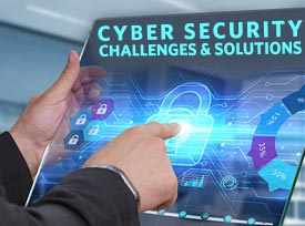 Cyber Security - Challenges & Solutions
