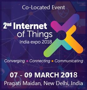 Internet of Things India 2018 expo
