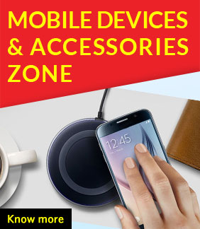 Mobile Devices and Accessories Zone