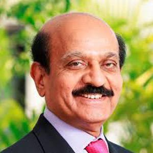Dr. BVR Mohan Reddy