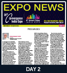 26th Convergence India 2018 Show Daily Day 2